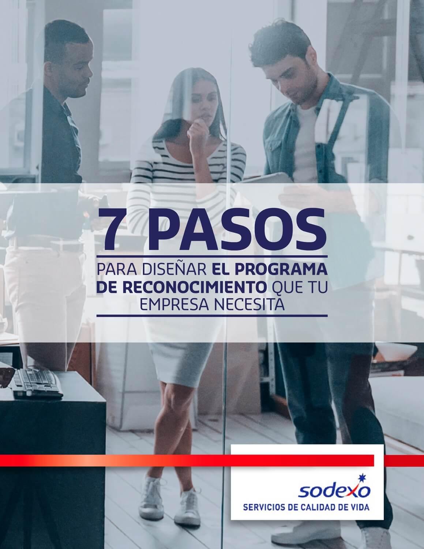 Diseñar programa de reconocimientos - Ebook 7 pasos