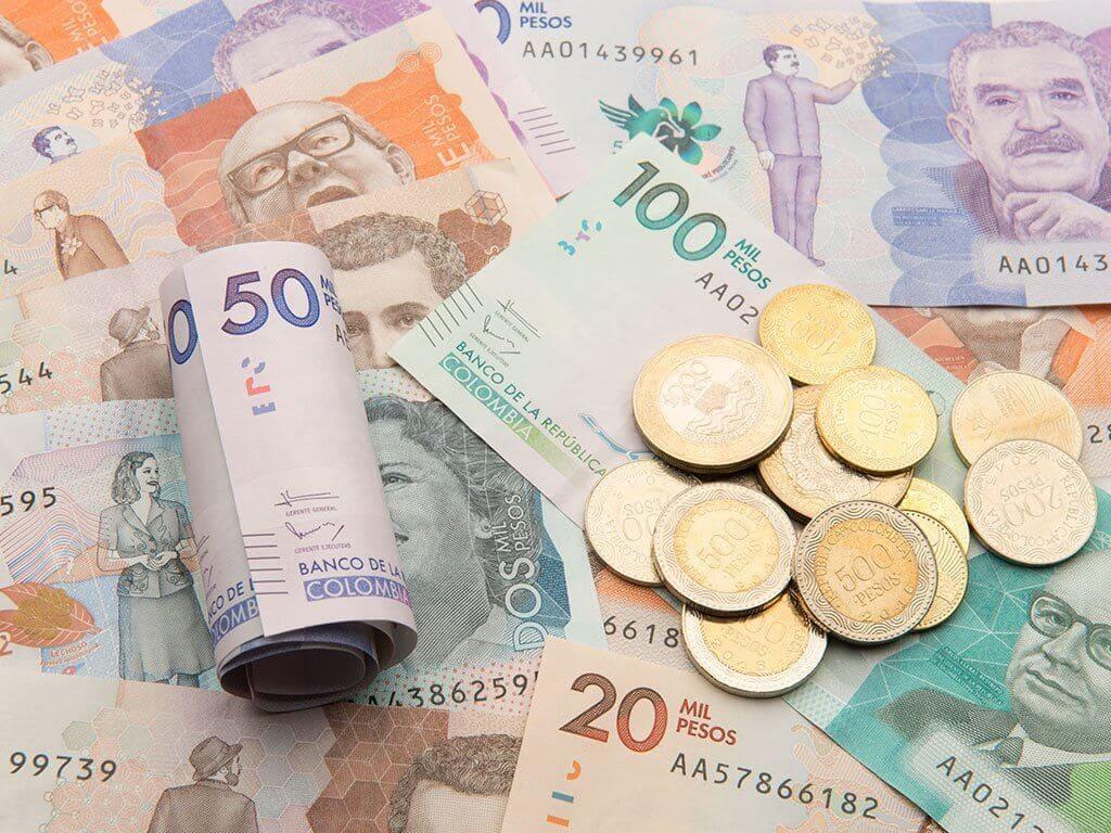 aumento salario minimo colombia 2020 historico