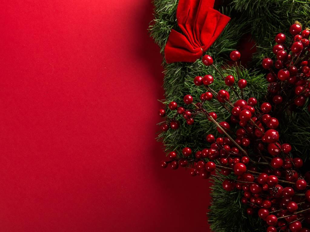 decoracion de navidad para oficinas